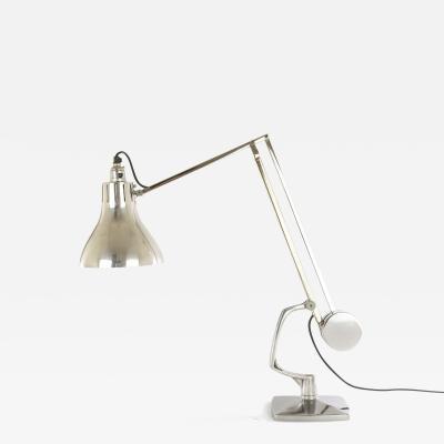 Hadrill Horstmann Counterweight desk lamp by Hadrill Horstmann 1930s