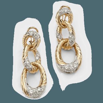 Hammerman Brothers Earrings by Hammerman Bros
