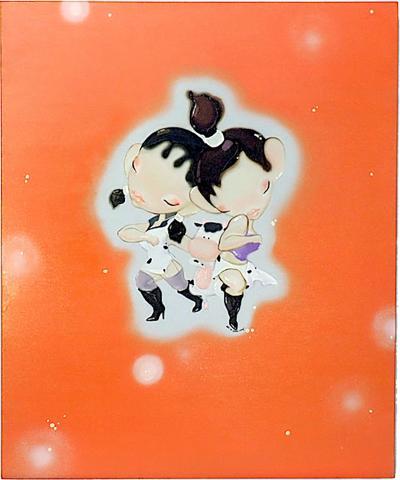 Han Yajuan Han Yajuan Perfect Life No 2 2006 Chinese Art