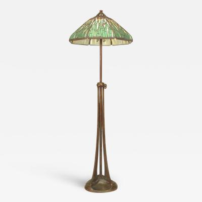 Handel Co American Mission Adjustable Handel Floor Lamp