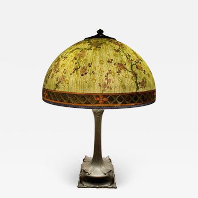 Handel Co Handel Cherry blossom table lamp