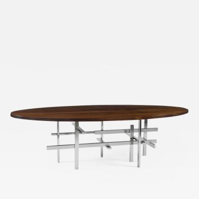 Harris Rubin Inc Bleeker Dining Table