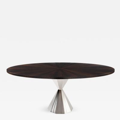 Harris Rubin Inc Elliptical 210 Dining Table