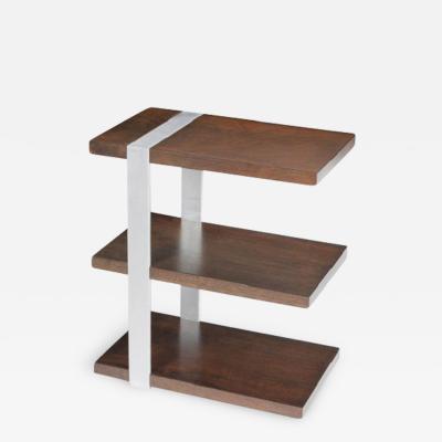 Harris Rubin Inc Three Tier Side Table