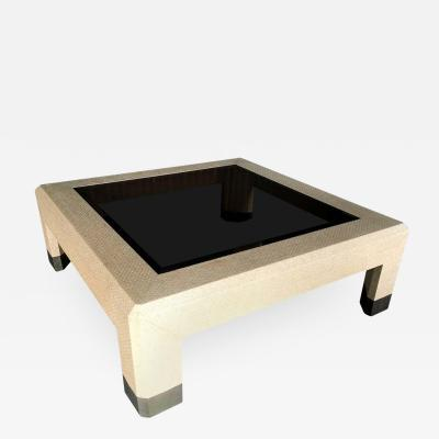 Harrison Van Horn Harrison Van Horn Table with Brass Sabots