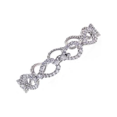 Harry Winston Harry Winston Diamond Loop Bracelet
