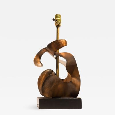 Heifetz Heifetz Abstract Figural Lamp