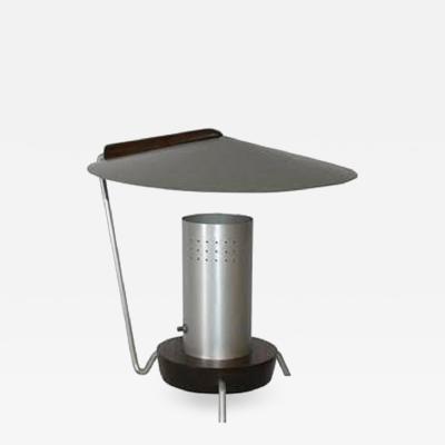 Heifetz Table Lamp Mid Century Modern Futurist attributed to Heifetz 1950s