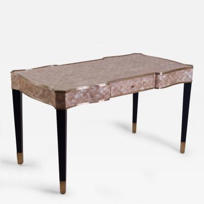Henredon Henredon Shell Top Desk
