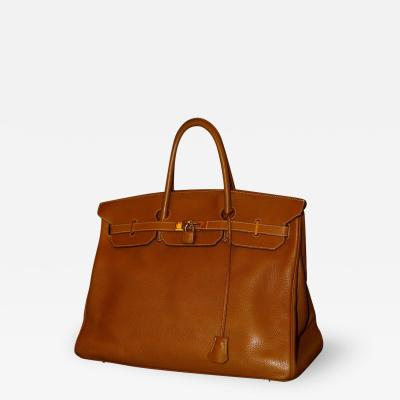 Herm s Herm s Birkin Bag 40 from Herm s Staff