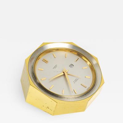 Herm s Hermes 8 Day Desk Clock
