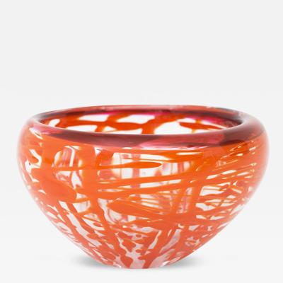 Holmegaard Glass Bowl
