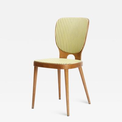 Horgen Glarus Max Bill Horgen Glarus chair with vinyl cover 50s