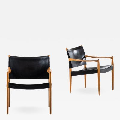 IKEA PER OLOF SCOTTE EASY CHAIRS