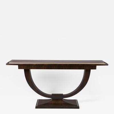 ILIAD Bespoke A French Art Deco Inspired Console Table