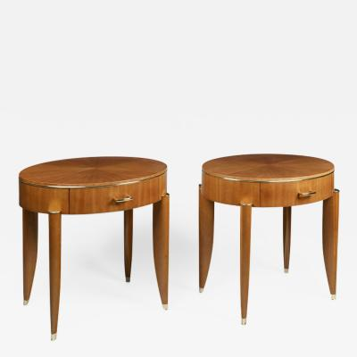ILIAD Bespoke French Art Deco Inspired Side Tables