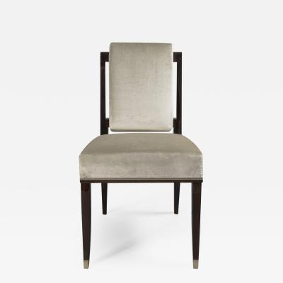 ILIAD DESIGN A Modernist Dining Chair by ILIAD Design
