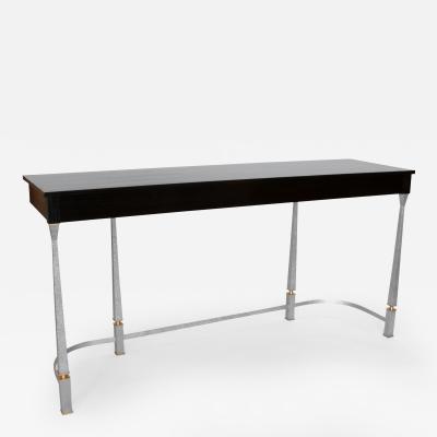 ILIAD DESIGN A freestanding Modernist Console Table by ILIAD Design