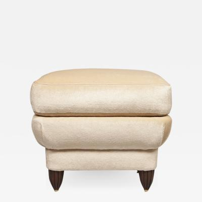 ILIAD DESIGN An Art Deco Style Ottoman by ILIAD Design