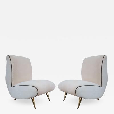 ISA Bergamo I S A Italy A pair of armchairs ISA Italy 60
