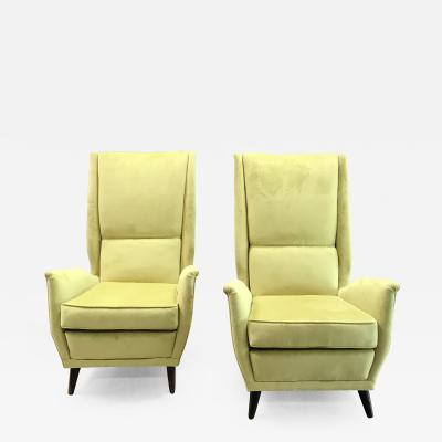 ISA Italian Absolutely Fabulous Armchairs by ISA