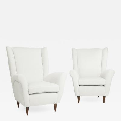 ISA Pair of Armchairs