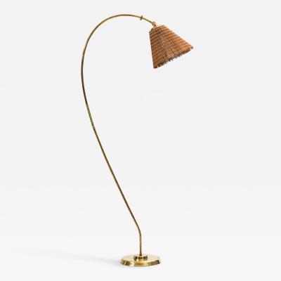 Idman Oy Floor Lamp Produced by Idman