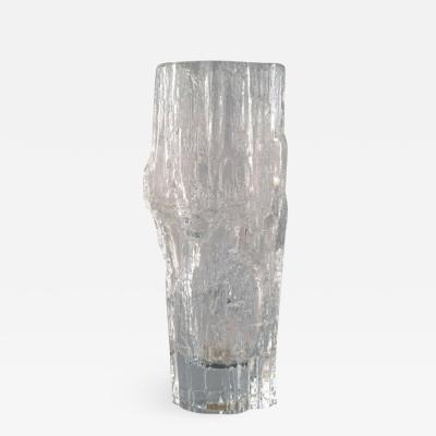 Iittala Art glass vase