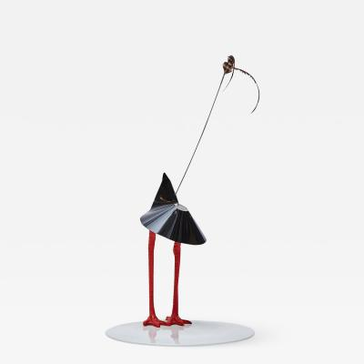 Ingo Maurer First Edition Ingo Maurer Bibibibi Table Lamp