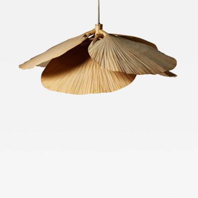 Ingo Maurer Ingo Maurer Uchiwa celing lamp by M 1970