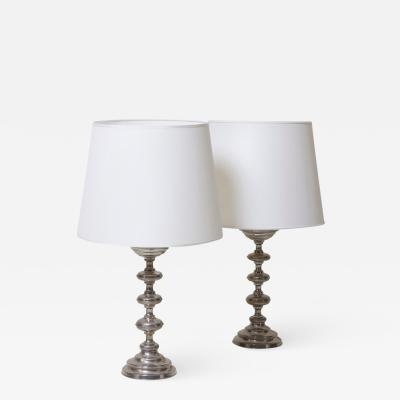 Ingo Maurer Pair of Ingo Maurer Table Lamps Germany 1970s