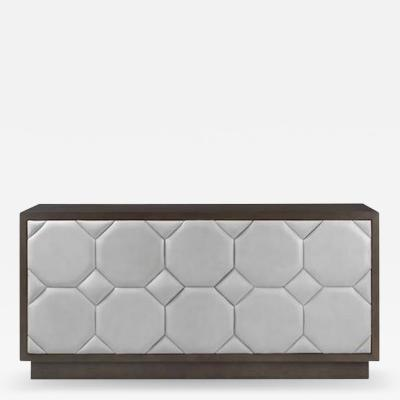 Interiors Crafts 0167 Upholstered Cabinet