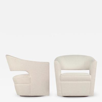Interiors Crafts Swivel Chair 8158