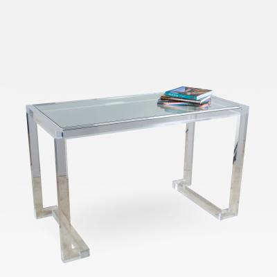 Interlude Home Ava Acrylic Desk