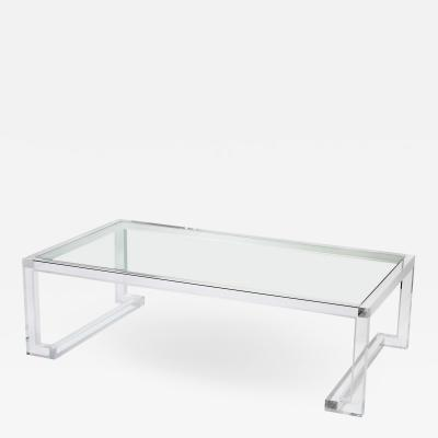 Interlude Home Ava Rectangular Cocktail Large