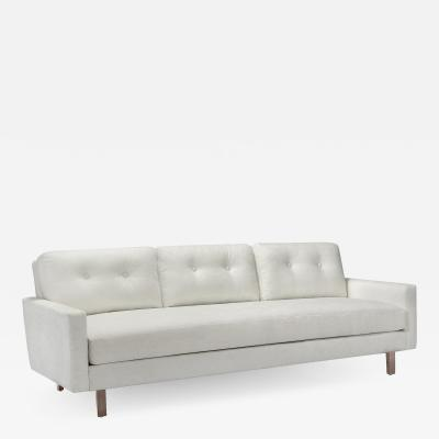 Interlude Home Aventura Sofa Pearl