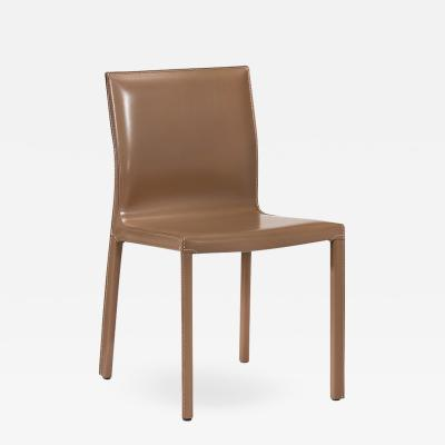 Interlude Home Bianca Dining Chair Cappuccino
