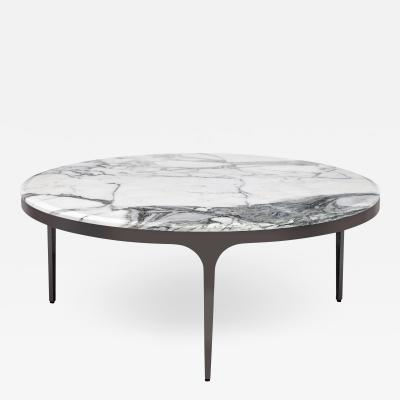 Interlude Home Camilla Cocktail Table Carrara