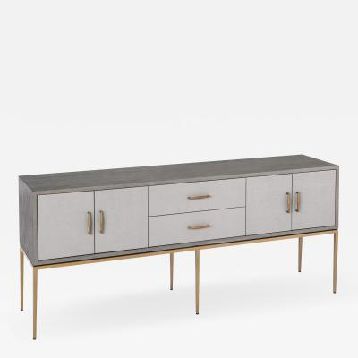 Interlude Home Corinna Buffet Grey
