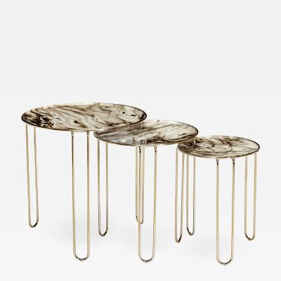 Interlude Home Cosette Nesting Tables