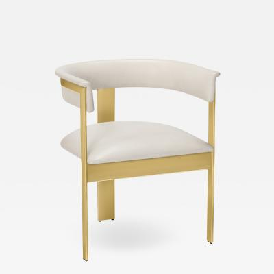 Interlude Home Darcy Dining Chair Cream