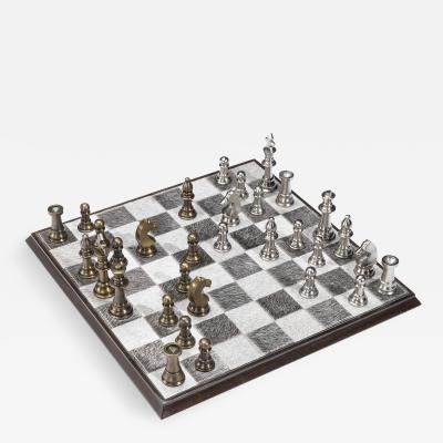 Interlude Home Ellis Chess Set