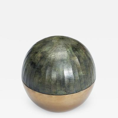 Interlude Home Faye Large Sphere Sculpture