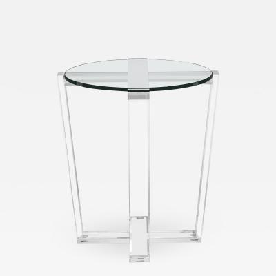 Interlude Home Jean Side Table