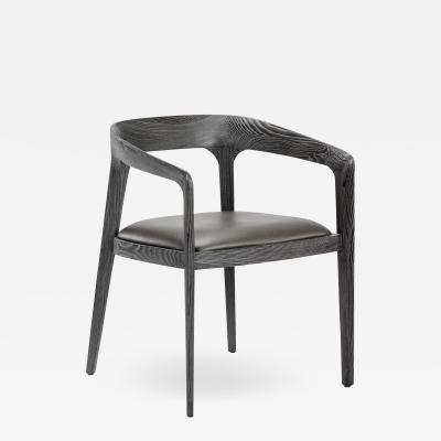 Interlude Home Kendra Dining Chair Grey