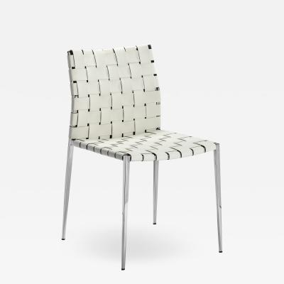 Interlude Home Logan Dining Chair White