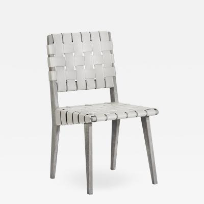 Interlude Home Louis Chair Grey Wash