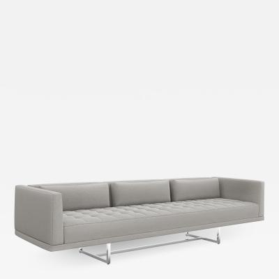 Interlude Home Luca Sofa Grey