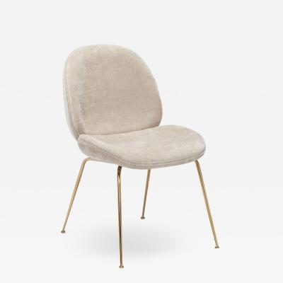 Interlude Home Luna Dining Chair Beige Latte