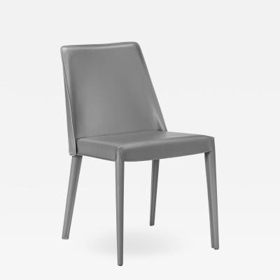 Interlude Home Malin Dining Chair Grey